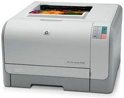 Почти новый цветной лазерный принтер HP CP1215