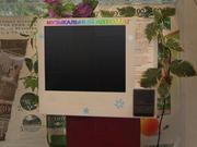 Продам музыкальный автомат с сенсорным экраном