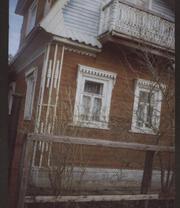 Продается дом с мансардой (зимний вариант)